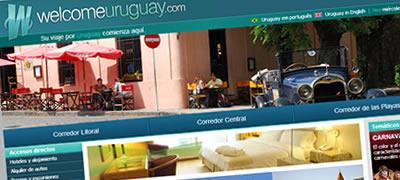 Welcome Uruguay